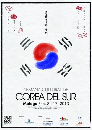 Semana Cultural de Corea del Sur en Málaga | korea | Scoop.it