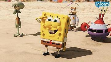 'SpongeBob Movie' bumps 'American Sniper' for top spot | MOVIES VIDEOS & PICS | Scoop.it