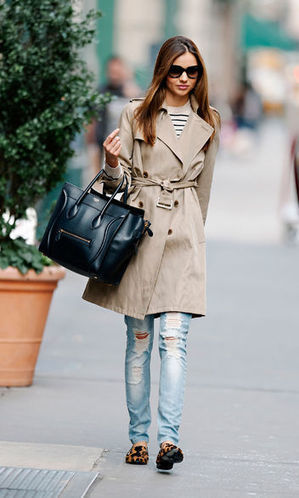 Street-style outfit ideas from Miranda Kerr! | Cultural Trendz | Scoop.it