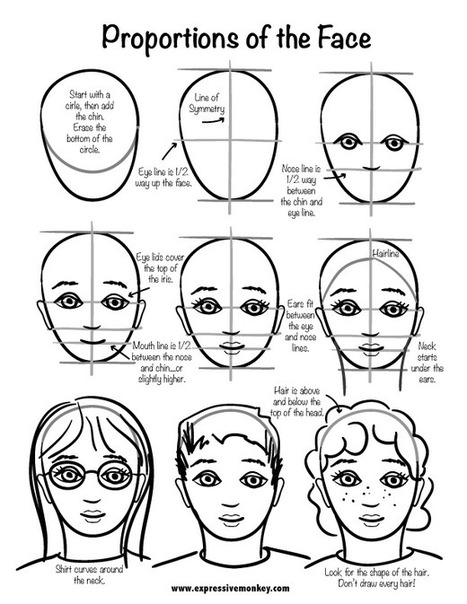 Drawing References For Beginners Drawing Reference Guide