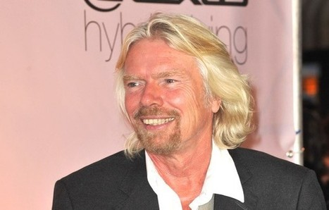 Richard Branson on Why Making Employees Happy Pays Off | Enabling team culture change | Scoop.it