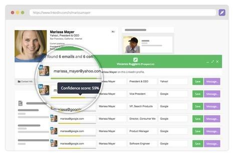 Prospectio. Générer plus de leads – Les outils de la veille | Les outils du Web 2.0 | Scoop.it