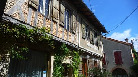 Une autre bastide du sud-ouest : Labastide-d'Armagnac | The Blog's Revue by OlivierSC | Scoop.it