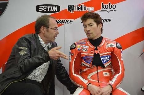 Hayden stays @ Ducati (?) | Ducati news | Scoop.it