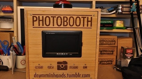 Make Your Own Photo Booth with a Raspberry Pi | Div. teknik | Scoop.it