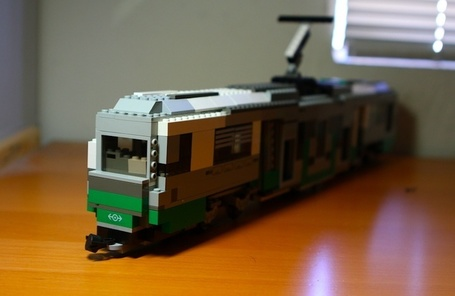 Q&A: Boston University Student Builds Green Line Train Out of Legos - Boston magazine's Boston Daily (blog) | Heron | Scoop.it
