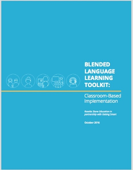 Blended Language Learning Toolkit: Classroom-Based Implementation | iEduc | Scoop.it