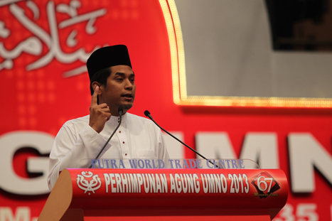In Khairy's Umno Youth, a lesson and reminder to Umno - The Malaysian Insider | Malaysian Youth Scene | Scoop.it
