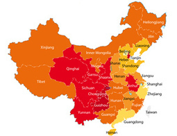 China's Provincial GDP Figures in 2012 | Unit 2 12.3b China | Scoop.it