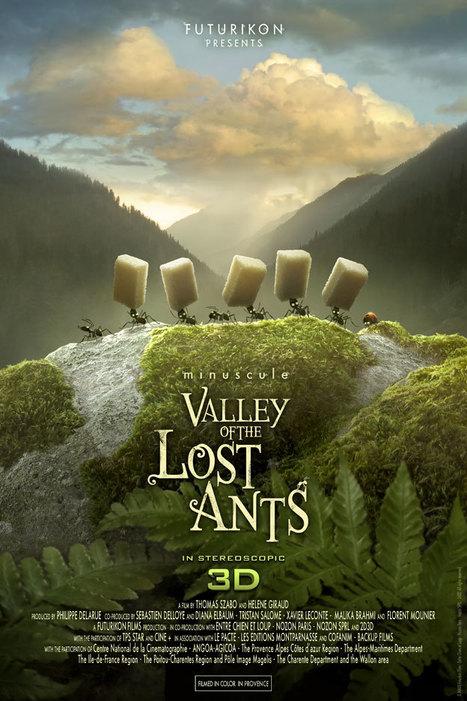 Le long-métrage « Minuscule : la vallée des fourmis perdues » et les Parcs nationaux de France réunis aux Deauville Green Awards   Fourmis   Scoop.it