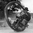 A Brief History of the Monocycle, Humanity's Most Useless Vehicle | Things Past | Scoop.it