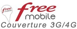 Couverture 3G/4G Free Mobile | Free et la 4G | Scoop.it