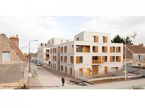 Le bois revendique sa place dans la construction de logements collectifs | Dans l'actu | Doc' ESTP | Scoop.it