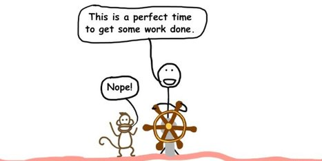 Why Procrastinators Procrastinate | Pedagogy and Research Theory | Scoop.it
