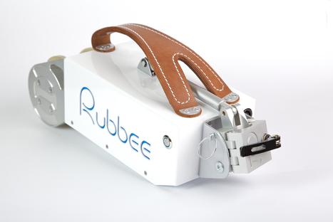 Rubbee Drive   Rubbee   Extreme Design   Conception extrême   Scoop.it