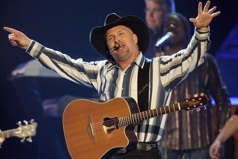 Garth Brooks Teams With Target for Career-Spanning Box Set | Country Music Today | Scoop.it