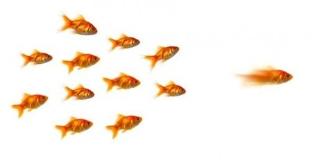21st Century Leadership - Leaders: One way to get people to follow you | Leading Learning | Scoop.it