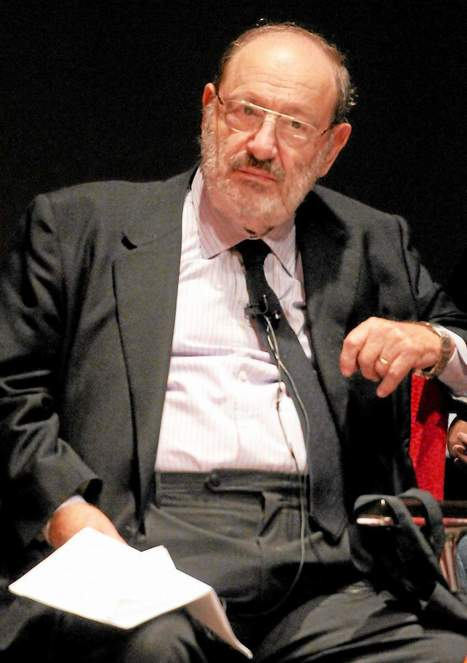 At Yale, novelist Umberto Eco reflects on information and inspiration - New Haven Register   Human Writes   Scoop.it