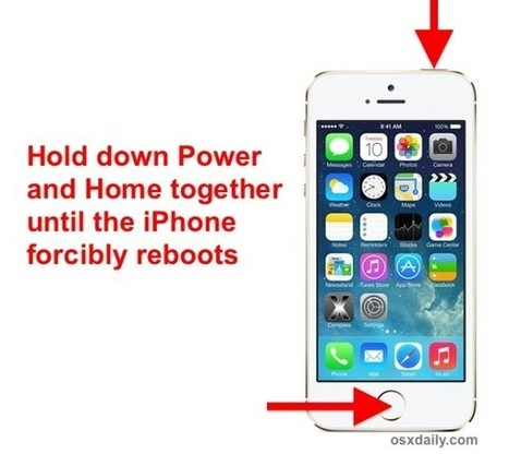 Bad Battery Life & a Warm iPhone After iOS 7.0.6 Update? That's Easy to Fix | Mr Tony's ICT Stuff | Scoop.it