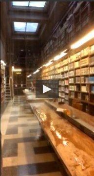 Firenze fash flood in città: piove in Biblioteca Nazionale | Généal'italie | Scoop.it