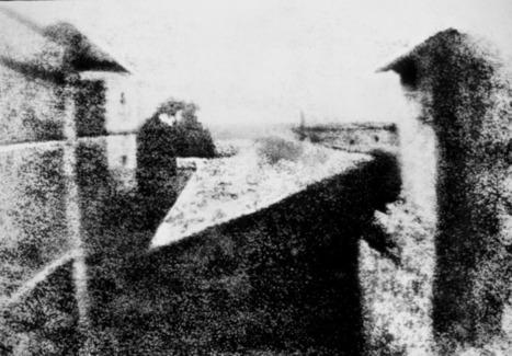 De oudste foto ter wereld. Maar wat zie ik eigenlijk? | The human scale | Scoop.it
