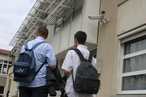 La Cnil dit non aux caméras à l'école - Europe1.fr - France   Dangers du Web   Scoop.it