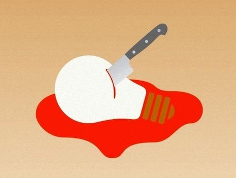 The 5 Most Dangerous Creativity Killers - 99U | Mobile Learning & Information Literacy | Scoop.it