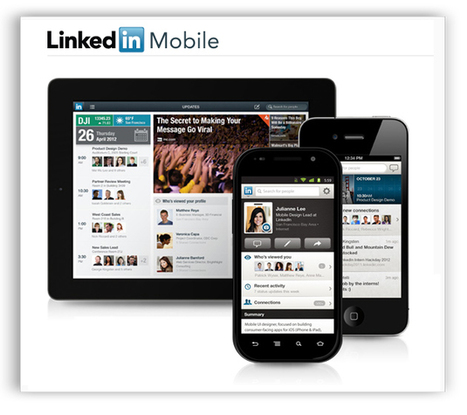 5 Ways LinkedIn Mobile Apps Enable Everyday Use | Digital Marketing Strategies and Best Practices | Scoop.it