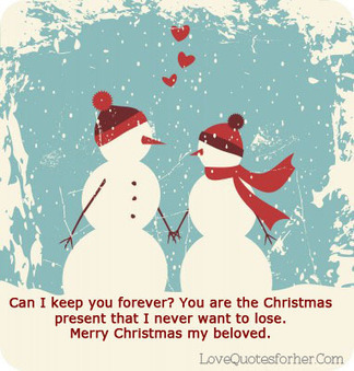 Christmas love quotes for her | Love Quotes For Her | Scoop.it
