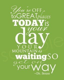 Today Is Your Day Quotes. QuotesGram | Healthy Living Essentials | Scoop.it