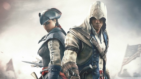 Assassins Creed Liberation Steam HD Background - Game HD Wallpaper   HD Games Wallpapers   Scoop.it