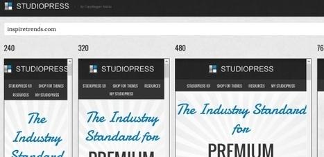 10 Useful Responsive Design Testing Tools | Responsive web design | Scoop.it