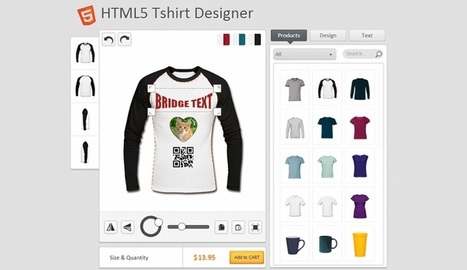Boundary Issues Solved By HTML5 T-Shirt Designer tool | Product Designer Tool | Scoop.it