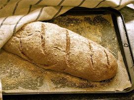 niña levadura: pan de espelta casero (pan medieval) | Quinoa | Scoop.it