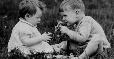 Babies Know What Makes a Friend | Radio Show Contents | Scoop.it