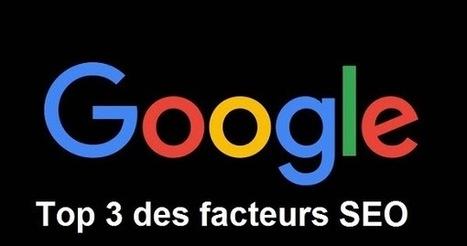 Google révèle enfin les 2 premiers facteurs de référencement | Aunis Marais Poitevin et la Presse | Scoop.it