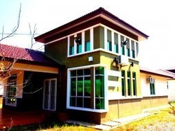 Bungalow house for sale | Krubong Perdana Melaka | Find Melaka Property | Scoop.it