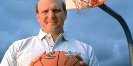 Ballmer Buys His Own NBA Basketball Team | | Daily Magazine | Scoop.it