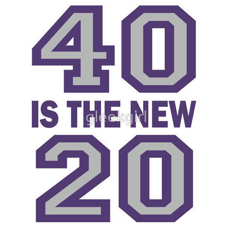 40 Is The New 20 Cougar Town by gleekgirl | Zara's scoop | Scoop.it