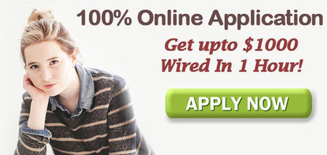 Same Day Cash Loans- Instant Financial Aid without Faxing Documents in One day   Loan Within 1 Hour   Scoop.it