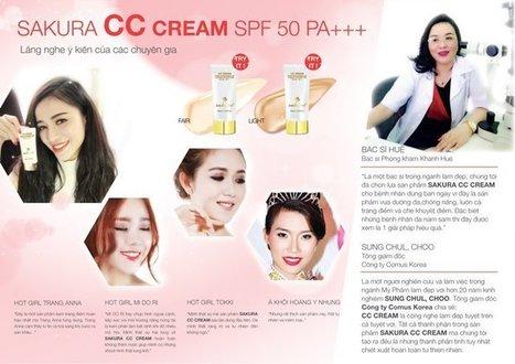 Mua kem CC Cream ở đâu? | Sữa Ong Chúa | Scoop.it