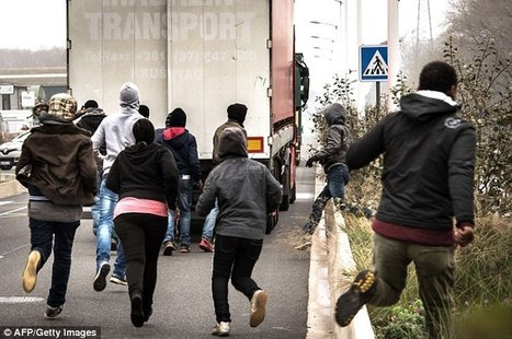 Calais in crisis - Illegal immigrants reach port with NO border checks as they start targeting cars and caravans to get into Britain | Focus World News - With Fillie Focus | Scoop.it