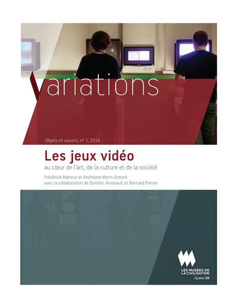 Clic France / Les Musées de la civilisation lancent une nouvelle série de publications numériques, dont le premier numéro est consacré aux jeux vidéos | Clic France | Scoop.it