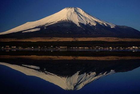 4G climbs Mount Fuji | TechHive | 4G | Scoop.it