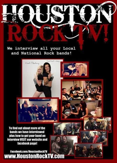 houston-rock-tv | Texas Metal Scene | Scoop.it