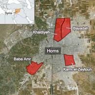 Women, Children Massacred in Homs Syrian Activists Say - Voice of America | Topics of my interest | Scoop.it