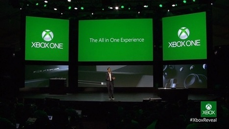 The Five Biggest Problems With The Xbox One | Gamerista Inforista | Scoop.it