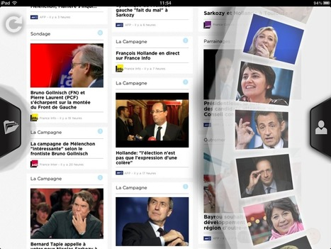 IPAD. Discover the first B2C media of AFP with Radio France | Radio 2.0 (En & Fr) | Scoop.it