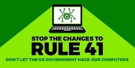LEY permitirá a EEUU hackear cualquier COMPUTADORA del MUNDO | La R-Evolución de ARMAK | Scoop.it