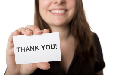 The Best Blog Growth Strategy is to Say Thank You … a Lot! | AtDotCom Social media | Scoop.it